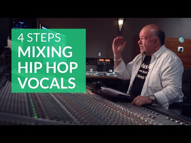 4 Golden Rules to Mixing Hip Hop Vocals | Lu Diaz (Jay-Z